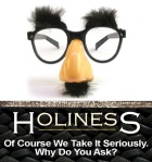 holiness funny