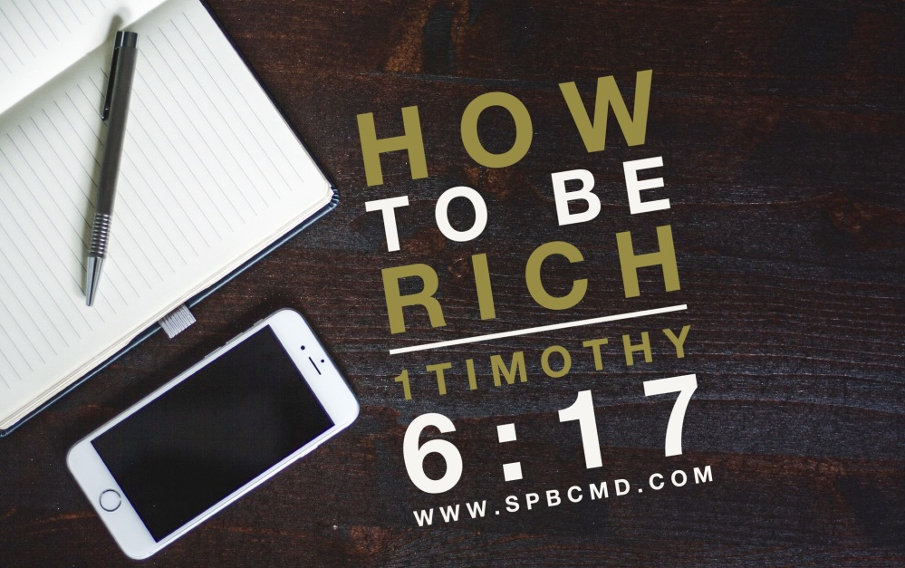 how to be rich_logo