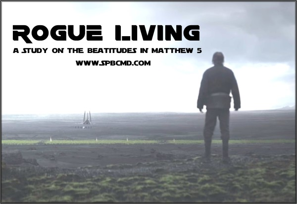 Rogue Living sermon logo 1