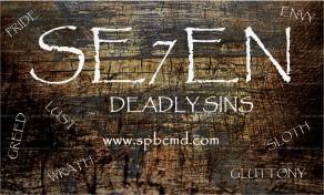 Se7en Deadly Sins logo