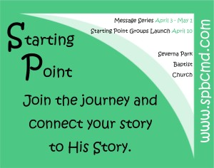 starting point promo