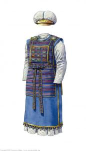 high priest garments