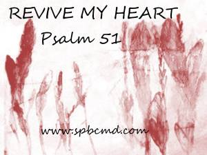 psalm 51_revive my heart logo