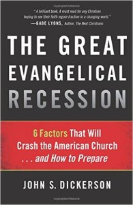 evangelical recession