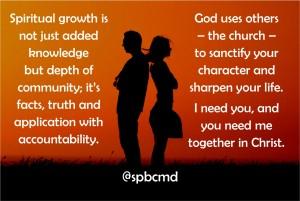 abigail with david_spiritual growth