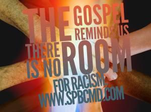 no room racism