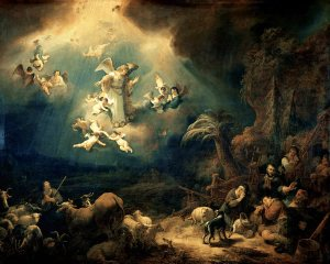 Govert-Flinck-Angels-Announcing-the-Birth-of-Christ-to-the-Shepherds