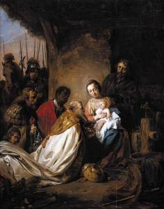 Jan de Bray - Adoration of the Magi 1658