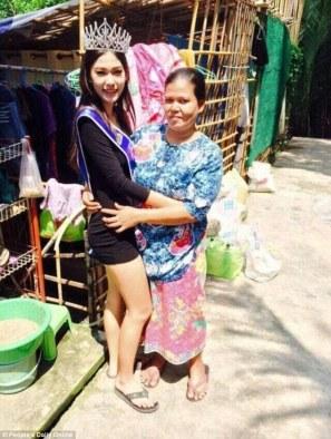 cherish - thai queen and mom 2